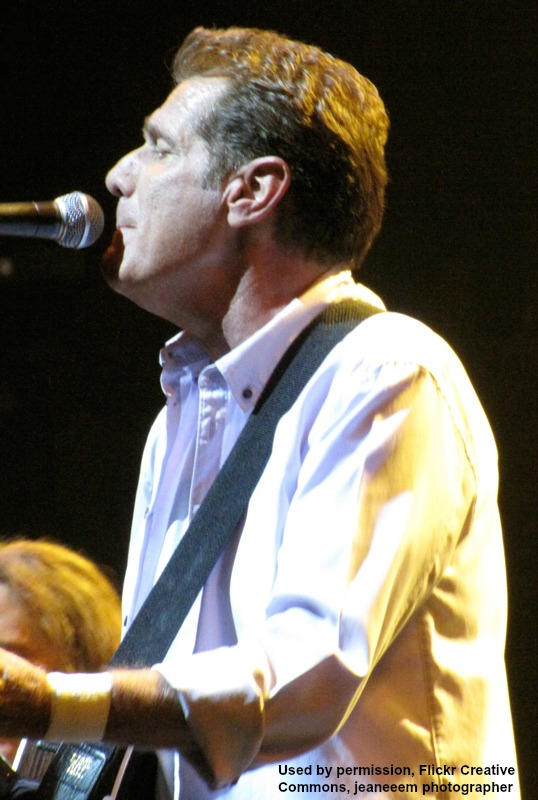 Glenn Frey Eagles tour