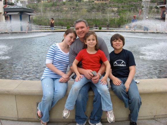 Eubanks Family Branson